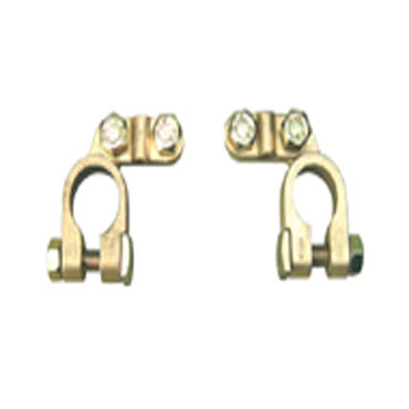 Brass Angle Type Battery Terminals