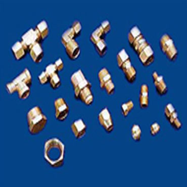 Brass Hardware Components